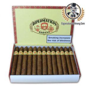 Diplomaticos No.2 - Hộp 25 điếu - cigarcubachinhhang.com