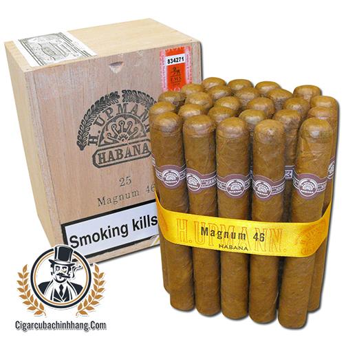 H.Upmann Magnum 46 - Hộp 25 điếu - cigarcubachinhhang.com