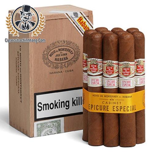 Hoyo De Monterrey Epicure Especial - Hộp 10 điếu - cigarcubachinhhang.com