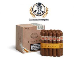 Hoyo De Monterrey Epicure No.2 - Hộp 25 điếu - cigarcubachinhhang.com
