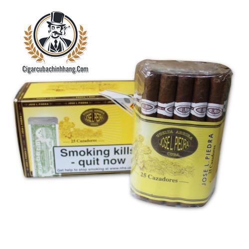 Jose L. Piedra Cazadores - Hộp 25 điếu - cigarcubachinhhang.com