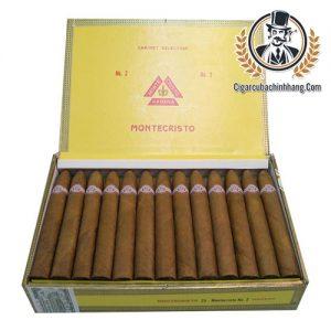 Montecristo No.2 - Hộp 25 điếu - cigarcubachinhhang.com