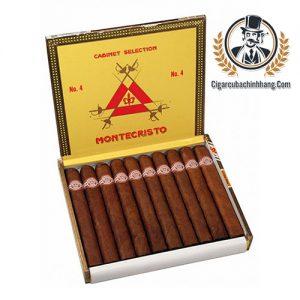 Montecristo No.4 - Hộp 10 điếu - cigarcubachinhhang.com