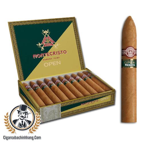 Montecristo Regata - Hộp 20 điếu - cigarcubachinhhang.com