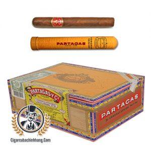 Partagas Coronas Senior Tubos - Hộp 25 điếu - cigarcubachinhhang.com