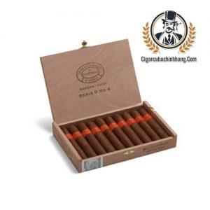 Partagas Serie D No.4 - Hộp 25 điếu - cigarcubachinhhang.com