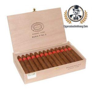 Partagas Serie P No.2 - Hộp 25 điếu - cigarcubachinhhang.com