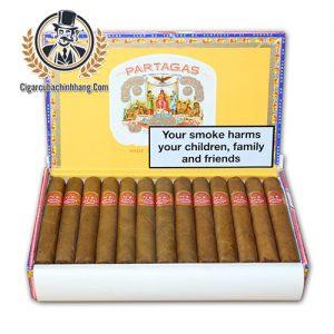 Partagas Shorts - Hộp 25 điếu - cigarcubachinhhang.com