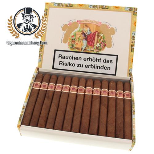Romeo Y Julieta Belvederes - Hộp 25 điếu - cigarcubachinhhang.com