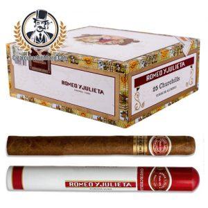 Romeo Y Julieta Churchills - Hộp 25 điếu - cigarcubachinhhang.com