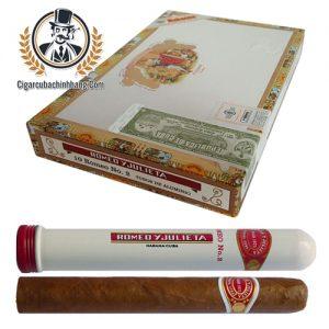 Romeo Y Julieta Romeo No.2 Tubos - Hộp 10 điếu - cigarcubachinhhang.com