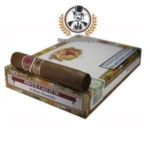 Romeo Y Julieta Romeo Short Churchills - Hộp 10 điếu - cigarcubachinhhang.com