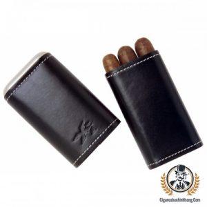 Bao da Xikar Envoy màu đen - cigarcubachinhhang.com