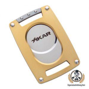 Dao cắt Xikar siêu mỏng Gold - cigarcubachinhhang.com