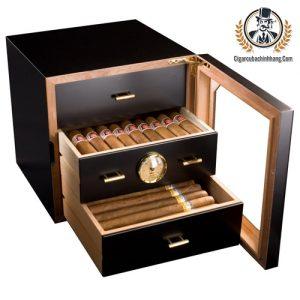 Hộp giữ ẩm Adorini Chianti Deluxe - cigarcubachinhhang.com