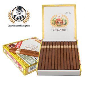 Xì gà Por Larranaga Montecarlo - Hộp 25 điếu - cigarcubachinhhang.com