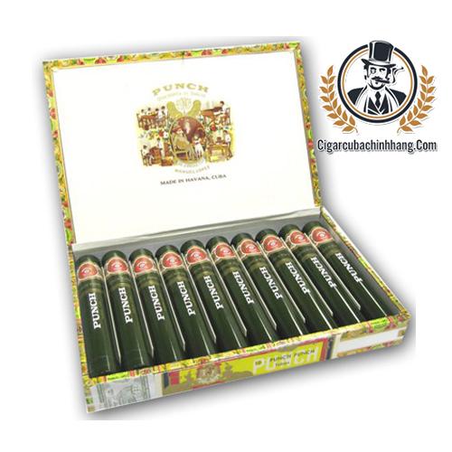Xì gà Punch Punch - Hộp 10 điếu - cigarcubachinhhang.com