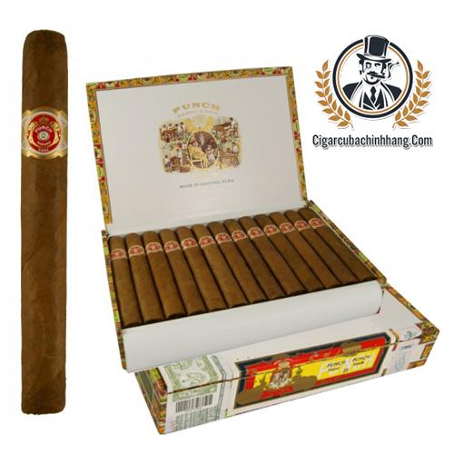 Xì gà Punch Punch - Hộp 25 điếu - cigarcubachinhhang.com