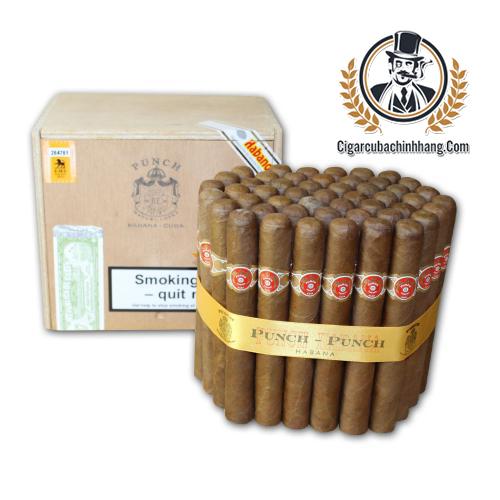 Xì gà Punch Punch - Hộp 50 điếu - cigarcubachinhhang.com