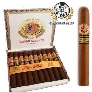 Xì gà Ramon Allones Club Allones EL 2015- Hộp 10 điếu - cigarcubachinhhang.com