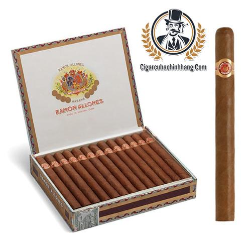 Xì gà Ramon Allones Gigantes - Hộp 25 điếu - cigarcubachinhhang.com