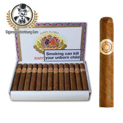 Xì gà Ramon Allones Small Club Corona Cigar - Hộp 25 điếu - cigarcubachinhhang.com