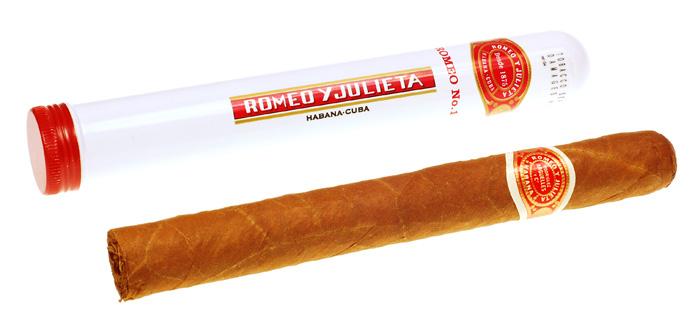 xì gà romeo y julieta