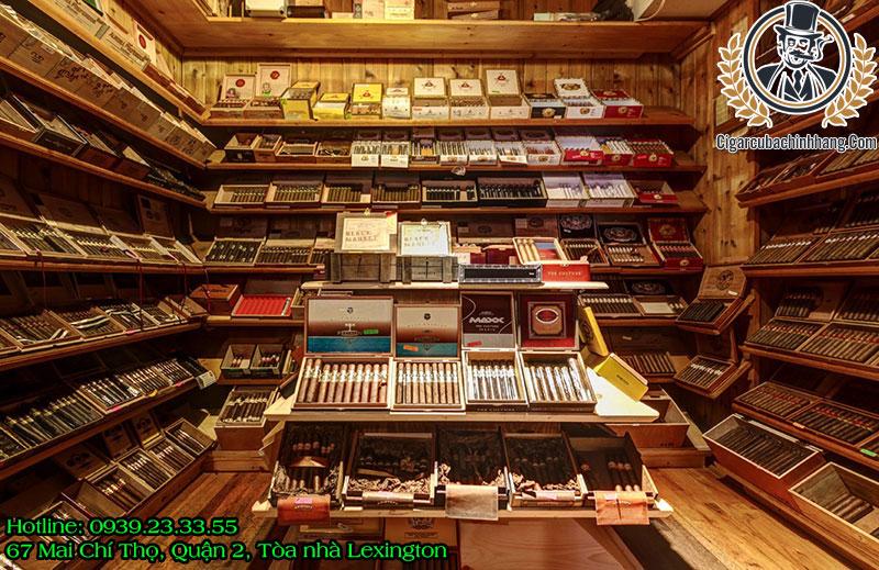 mua xì gà ở đâu