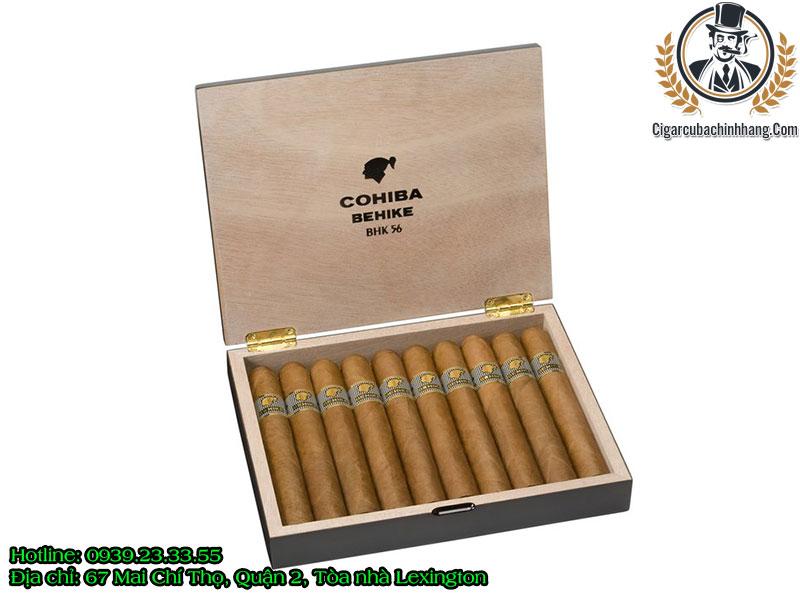 Cohiba Behike 56 - Hộp 10 điếu