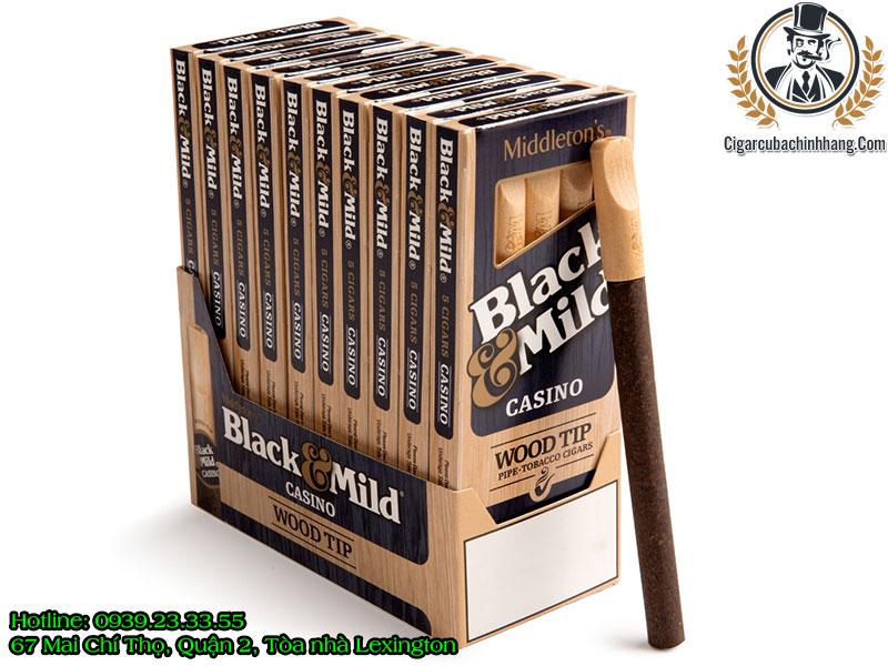 Xì gà Black Mild giá bao nhiêu