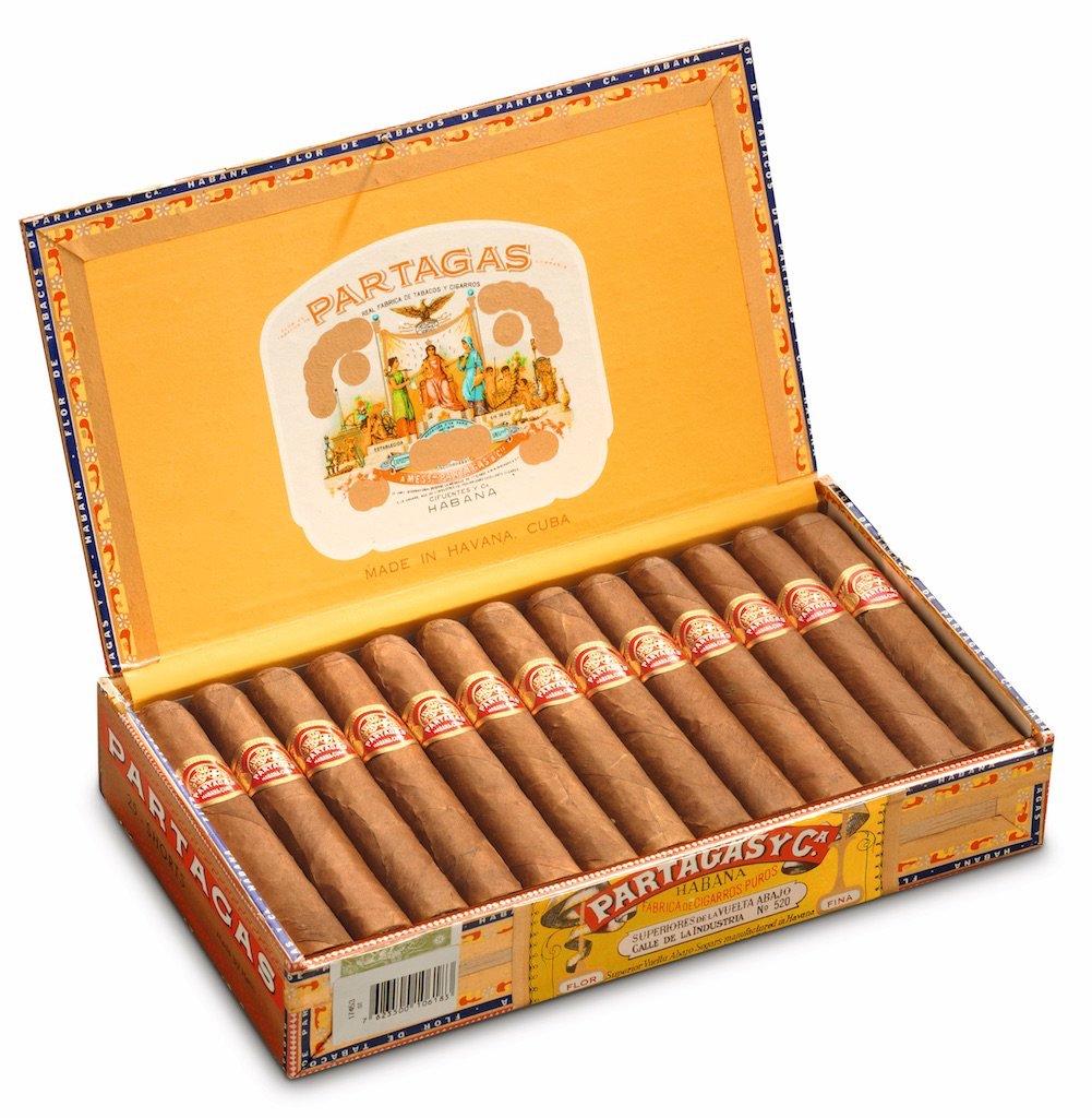 xì gà partagas