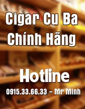 Cigar Cuba Chính hãng - 0915.33.66.33 - Mr Minh